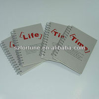 Customized Hardcover Notebook For Office Supply