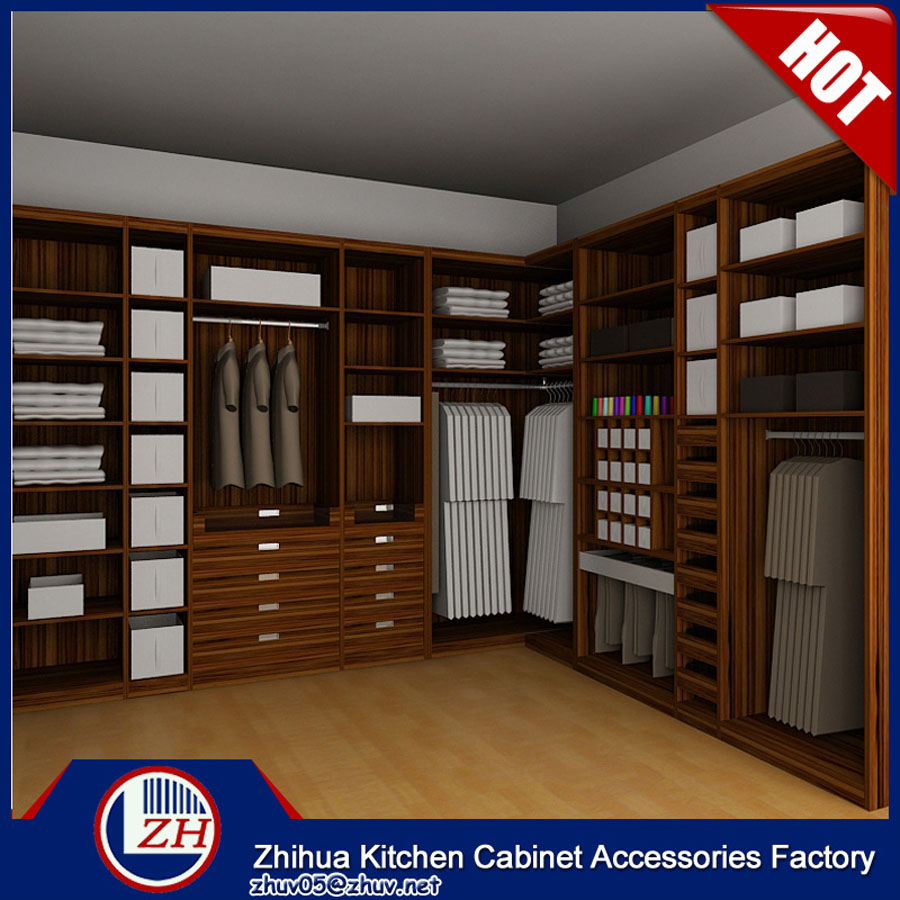 Simple design bedroom wardrobe design 3 door wardrobe walk in closet furniture