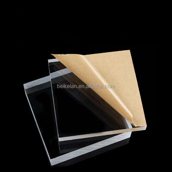 Clear Plastic Roofing Sheet High gloss acrylic sheet Transparent PMMA Plates Polymethyl Methacrylate