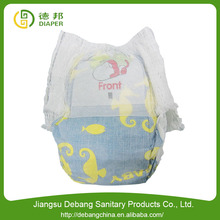 Exported to korea containers adult baby diapers plastic pants