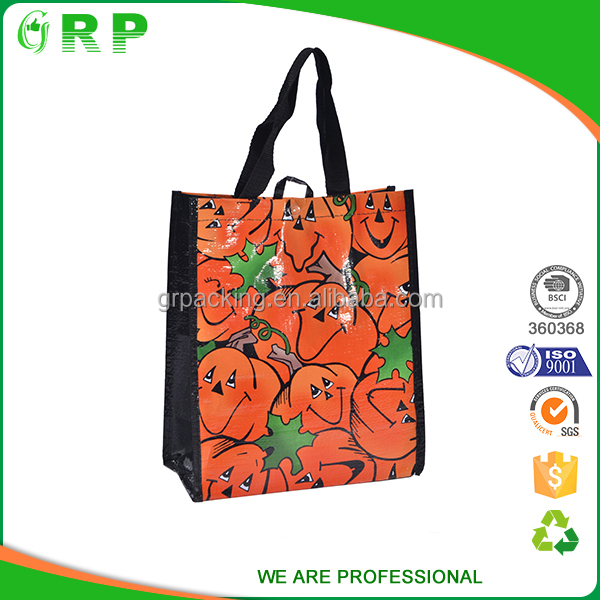 Recycle economical lamianated waterproof pp non woven bag