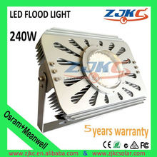 "2015 sale 42"" 240w led curved light bar flood"