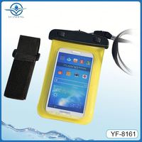 Eco-friendly for samsung s4 gorilla waterproof cover