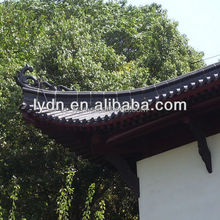 Eagle Roof Tile For China Old Style Garden And House