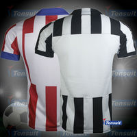 2014 -15 Hot club footballs shirts ,custom football kits accepted ,2014 jersey grade ori thailand quality in stock