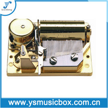 Yunsheng 36 Note Deluxe Musical Movement music box movements for crafts music box