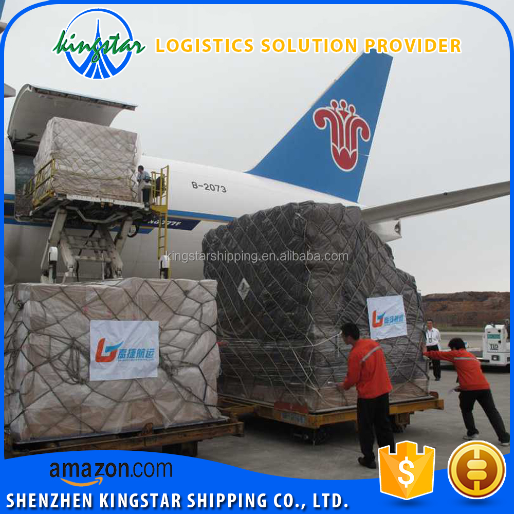 Sample consolidation and Air Express Shipping cheap air freight from taiwan