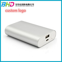 Christmas gift custom mi 20800 mah original xiaomi power bank for lenovo p780 xiaomi powerbank 10400mah 5600mah 8000mah