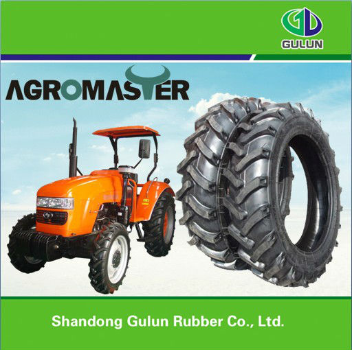 China Gulun agriculture tire tractor tire R-1 5.00-12 13.6-24 14.9-24 18.4-34 low price