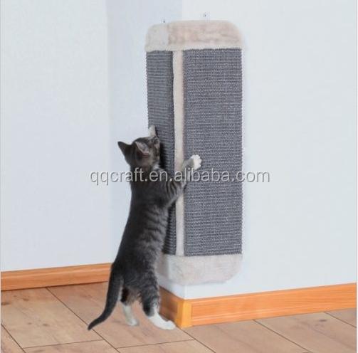 Как сделать угол для кота