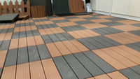 Colorful wpc tiles paver (CE approved)