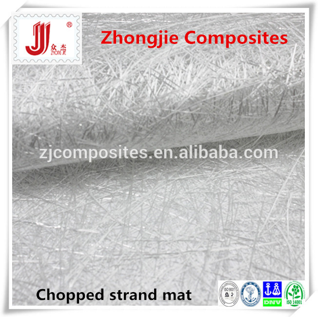 Corrosion resistance e fiber glass chopped strand mat for grp