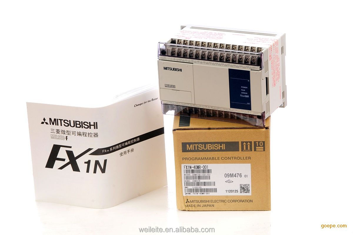 Mitsubishi plc FX1N SERIES BASE UNIT FX1N-24MT-001 New and original Good quality with best price