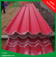high strength MGO anti-corosion insulation fireproof roofing sheet better than copper colored metal roof