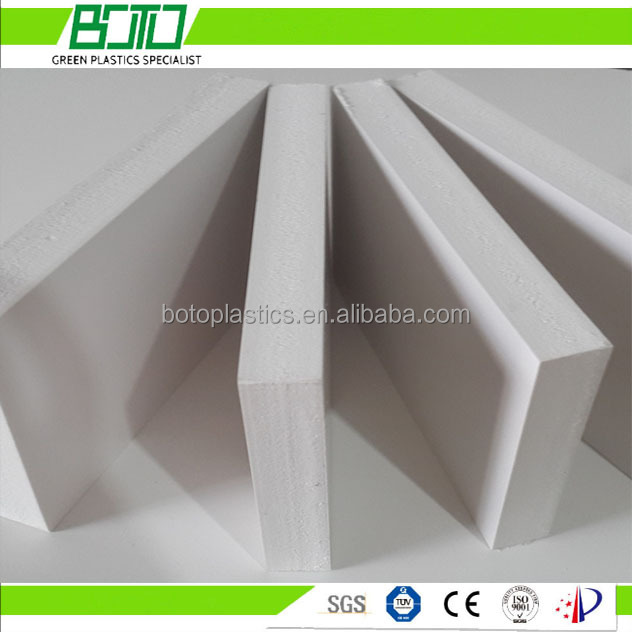 Manufacturer PVC sun board sheets with Rohs