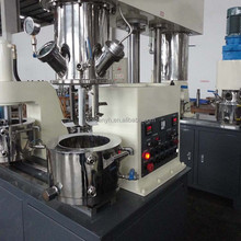 Lab Construction adhesive planetary dispersing power mixer