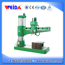 Z3050x16/1 WEIDA CE vertical auto feed radial drilling machine