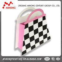 2015 Customized paper print funny gift bags