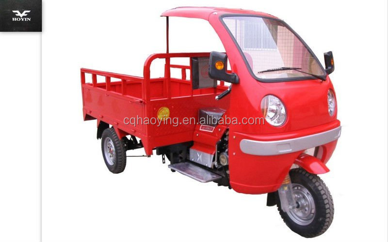 Adult china popular Cargo Tricycle 250cc for sale