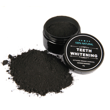 Food Grade Best and Organic Teeth Whitening Powder Activated Charcoal Powder