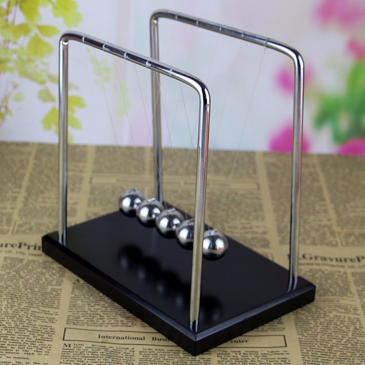 Wholesale newton cradle, hot new products funny Newton's cradle,newton pendulum