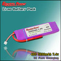 3200mAh 7.4V 40C RC LIPO Battery Packs