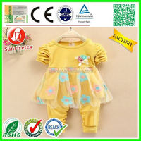 New design Cheap korean fashion for kids Factory