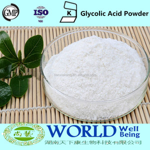 2015 Hot Selling Free Sample 99% Glycolic Acid Best Price Glycolic Acid Powder Glycolic Acid 70%