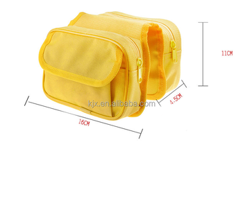 Rich Experience Bicycle Frame Pannier and Front Tube Cell Phone Bag
