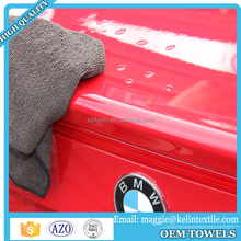 Microfiber Dusting Towel Car Wash Auto Detailing Car Cleaning Cloths 40x40cm 350gsm