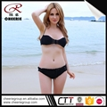 Factory Direct Sales custom cotton sex image lovely women swimsuit bikini swimwear 2017 sexy