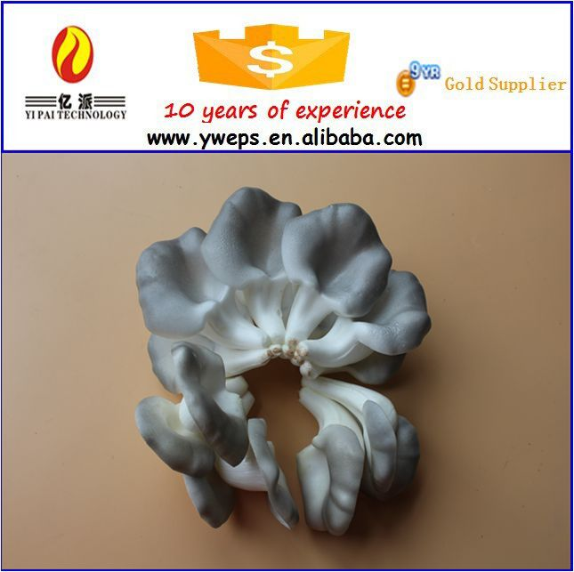 YIWU artificial fake edible mushrooms / plastic 3d food model