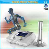 high quality acoustic shockwave/pain relief machine/shockwave therapy device for chronic pain