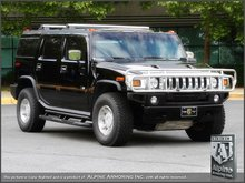 USED Armored 2004 Hummer H2 SUV - Level B6+ (NIJ III)