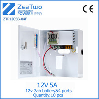 12 v power supply with 4 channels 12v dc regulated power supply 12v multi output power supply