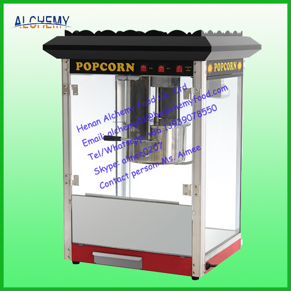 best sale sweet popcorn machine for commercial