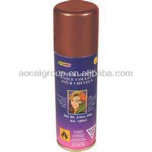 washable temporary Best instant hair color spray