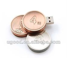 8Gb Metal USB Icon Shape