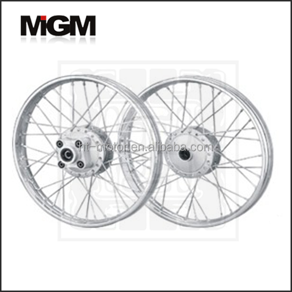 CG125 Alloy motorcycle wheel/cheap motorcycle wheels