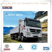 Bei Ben 8x4 340hp Dump Truck For Hot Sale/Super dump truck for sale