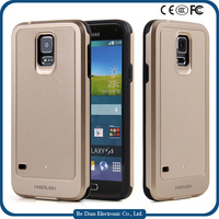 New design Super thin tpu+pc Phone Cases for Samsung Galaxy s5