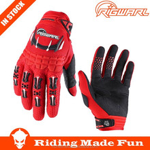 RIGWARL High Quality Motorcycle & Auto Racing Blue Motocross Racing Gloves With OEM Serice