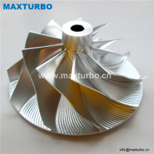 GTX2867R Turbo Billet Compressor Wheel Impeller 10 Blade 446179-0094 Fit GTX28R Ball Bearing Turbo 816366-0001/ 816366-1
