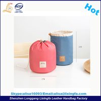 New Arrival Travel Wholesale Make Up Cosmetic Pouch Bag Cheap Promotional Bags