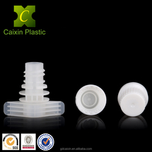 9.6mm Guangdong aluminum screw cap pouch for plastic packaging