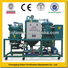 Decolorization technology frying oil filter system