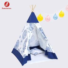 teepee tent toddlers play tunnel tent