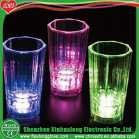 Led flashing Multi color light beer Drinking cup