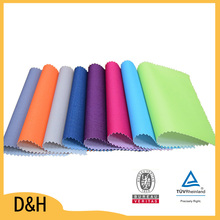 polyester oxford fabric d600 in 100% polyester fabric