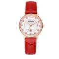 Japan movement quartz lady watch,fashion watch luxury diamond watch with your own logo